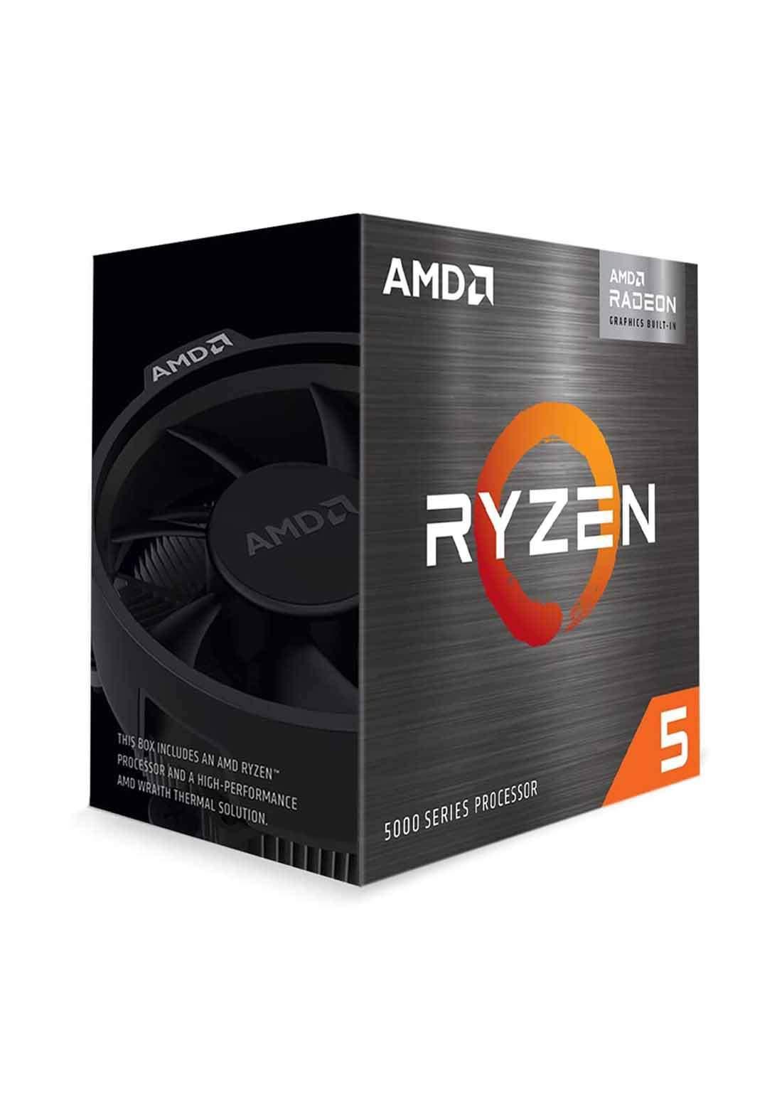 AMD Ryzen 5 5600G Desktop Processor معالج