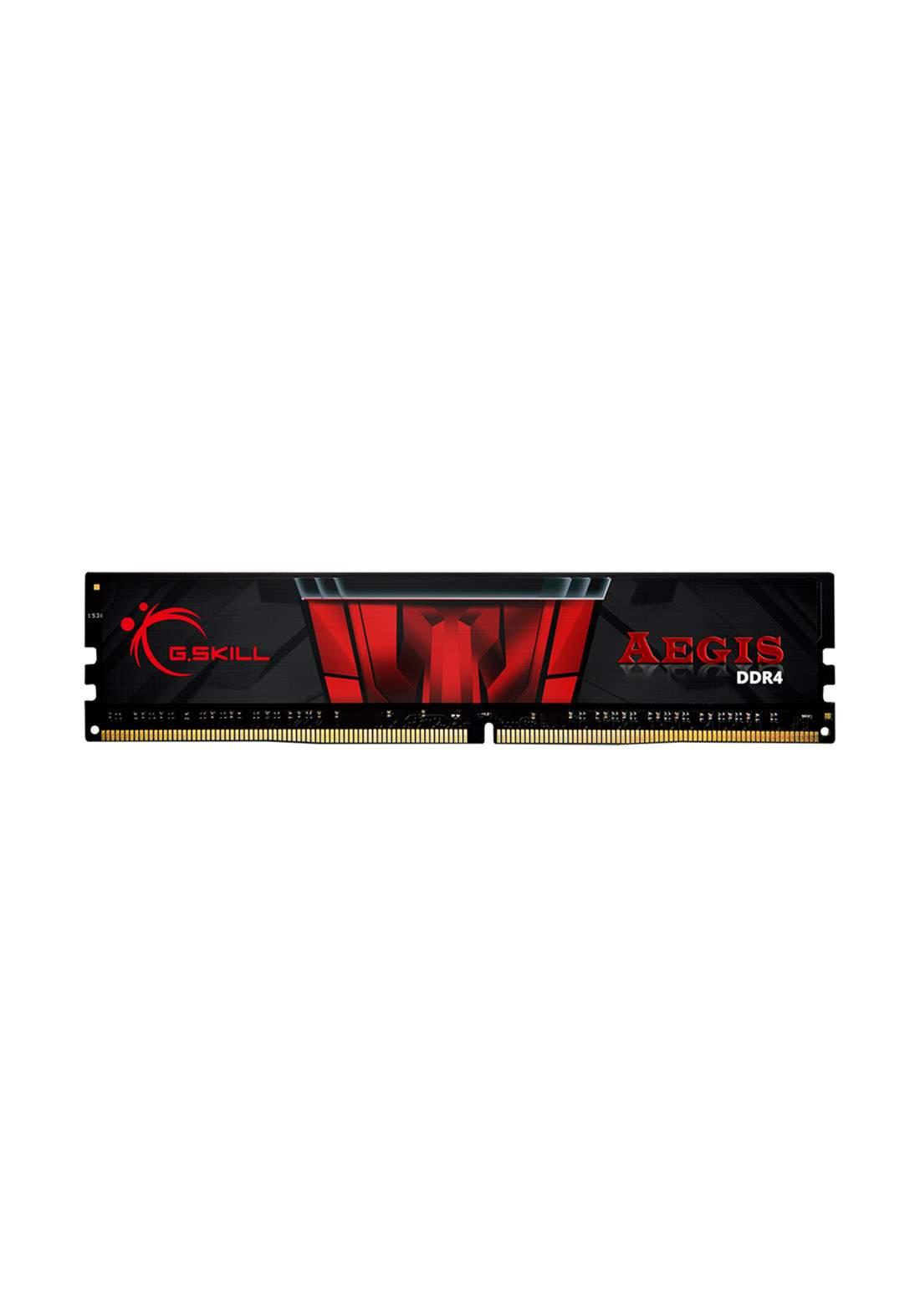 G.SKILL F4-3000C16S-8GISB Aegis Series 8GB DDR4 - Red