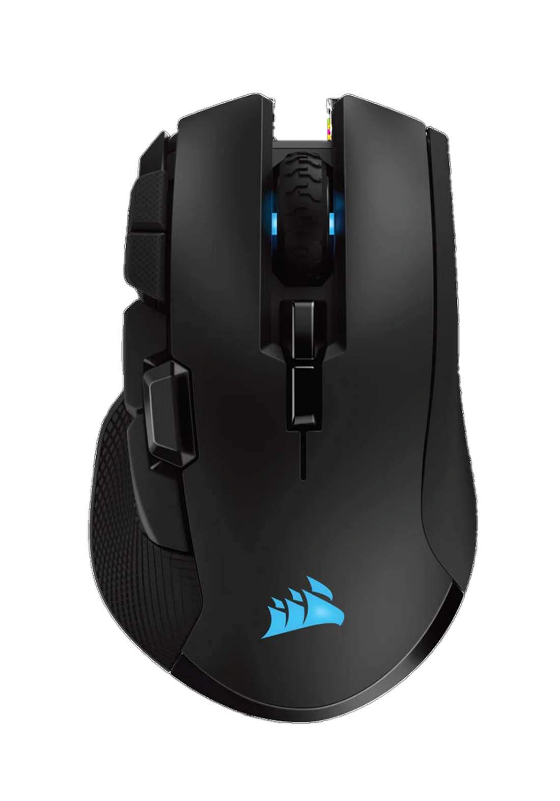 Corsair Ironclaw RGB Wireless Gaming Mouse - Black ماوس
