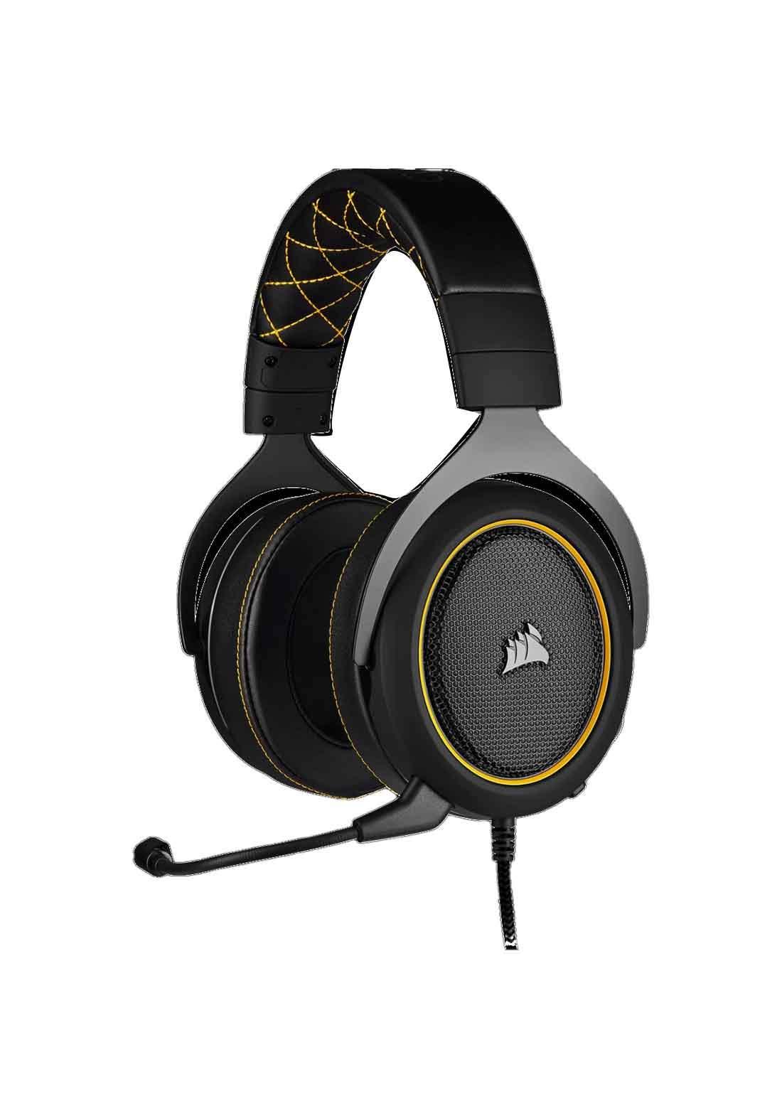Corsair HS60 Pro Virtual Surround Gaming Headset - Black سماعة