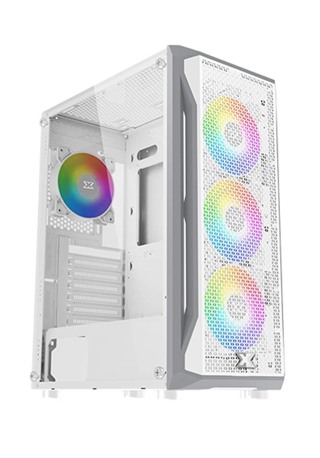 Xigmatek Case Gaming X Arctic – White