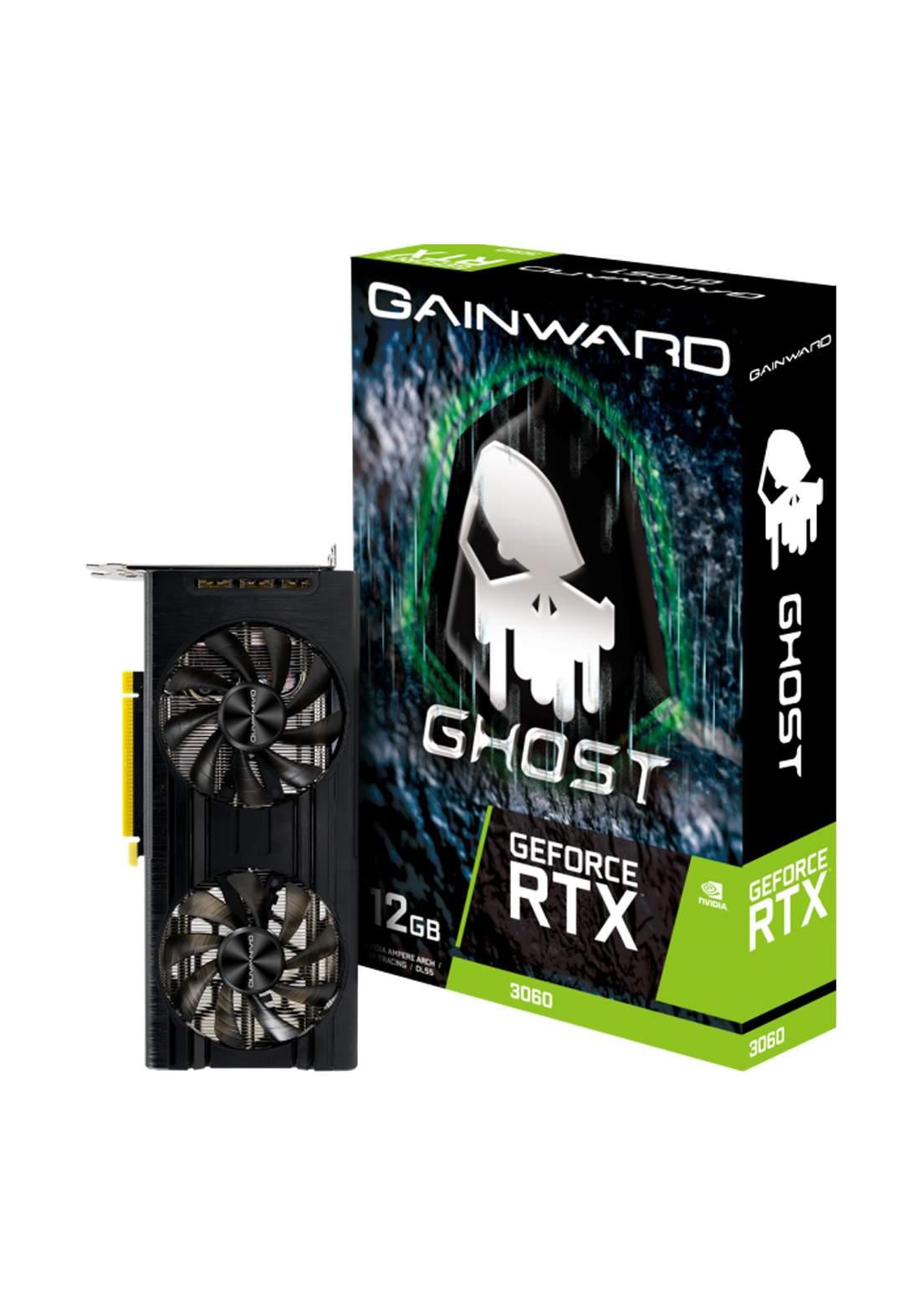 GeForce RTX  3060 Ghost 12GB - Black