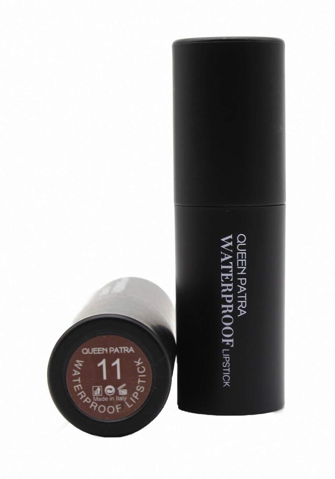 Queen Batra Waterproof Lipstick No.011 احمر شفاه