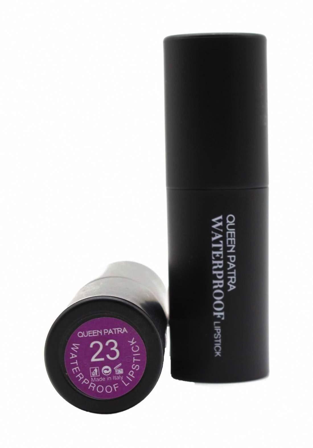 Queen Batra Waterproof Lipstick No.023 احمر شفاه