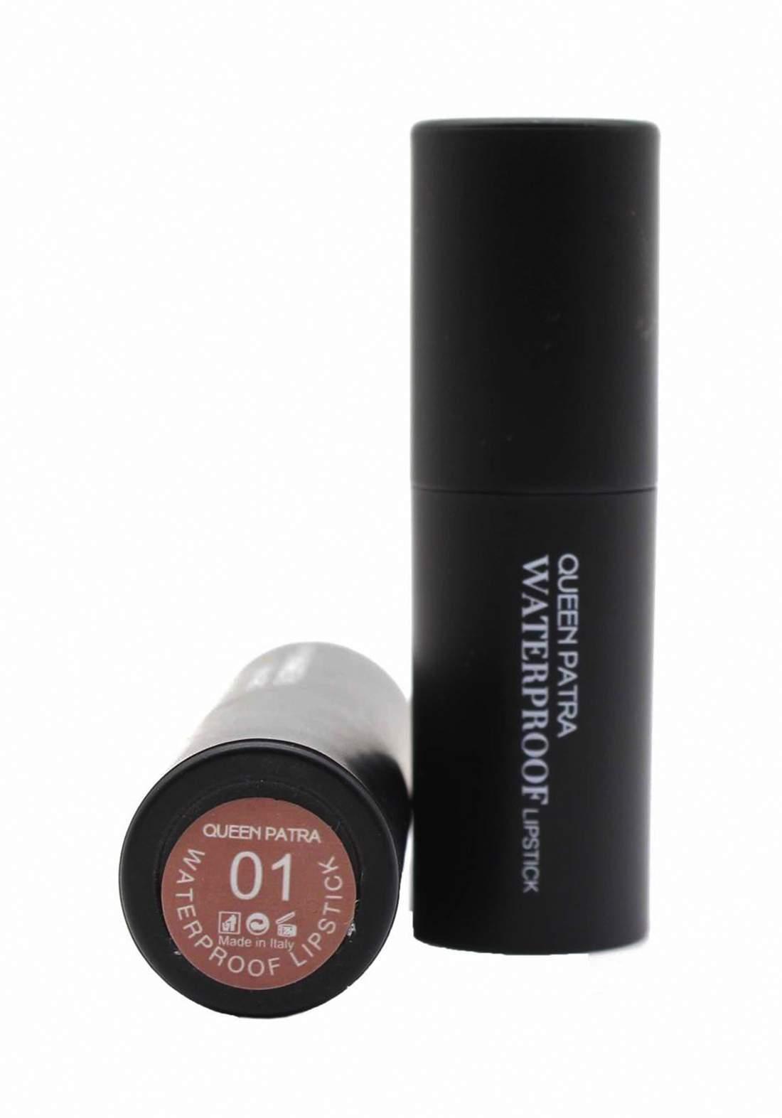 Queen Batra Waterproof Lipstick No.01 احمر شفاه