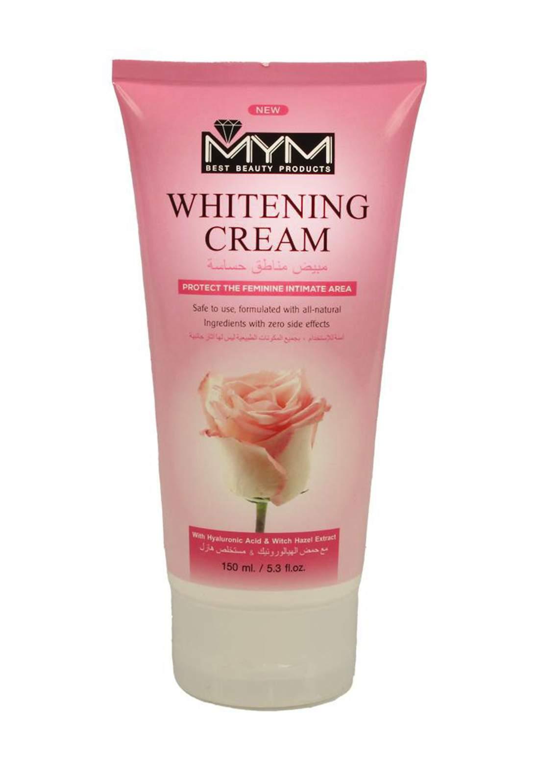 Mym Sensitive Areas Whiten 150ml مبيض مناطق حساسة