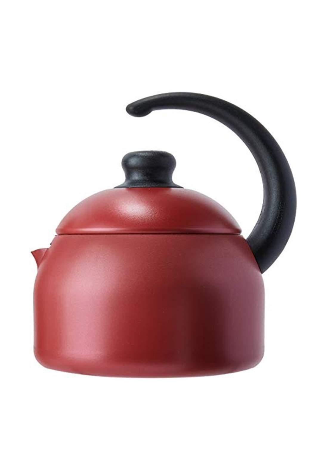 Tramontina '20550-719 Teapot 1.9 L Red ابريق شاي