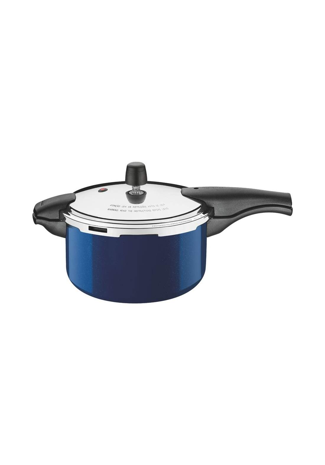 Tramontina '20588-124 Pressure Cooker 6 L Blue قدر ضغط