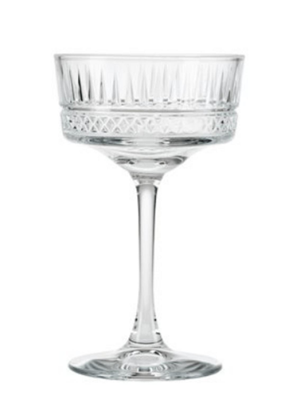 كأس زجاجي