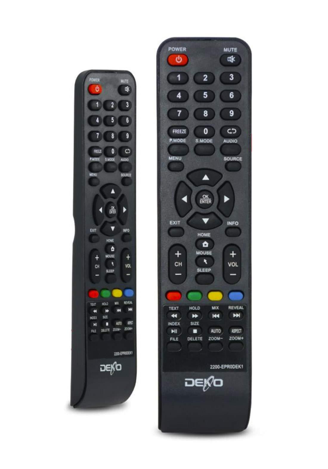 Remote Control For Deko Plasma TV (A-947) جهاز تحكم عن بعد
