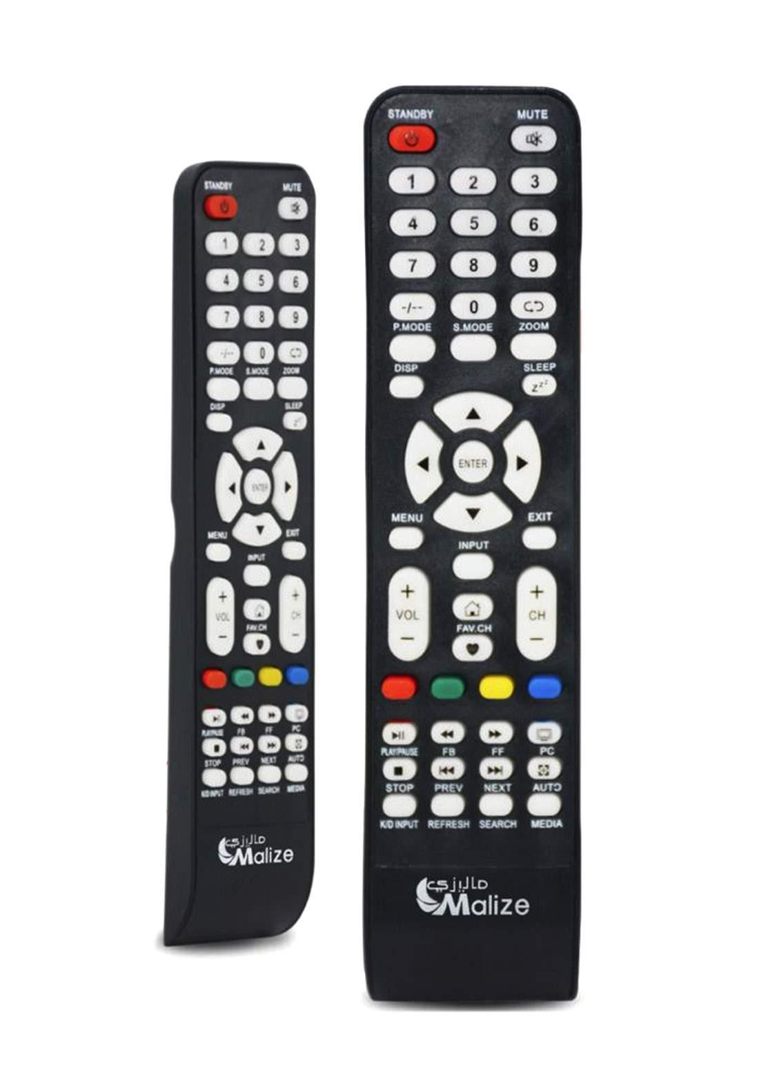 Remote Control For Malize Plasma TV (A-740) جهاز تحكم عن بعد