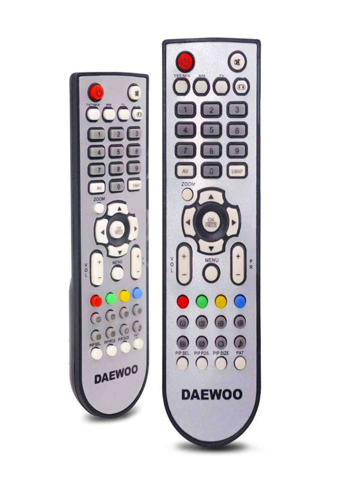 Remote Control For Daewoo Plasma TV - Gray (AAU) جهاز تحكم عن بعد