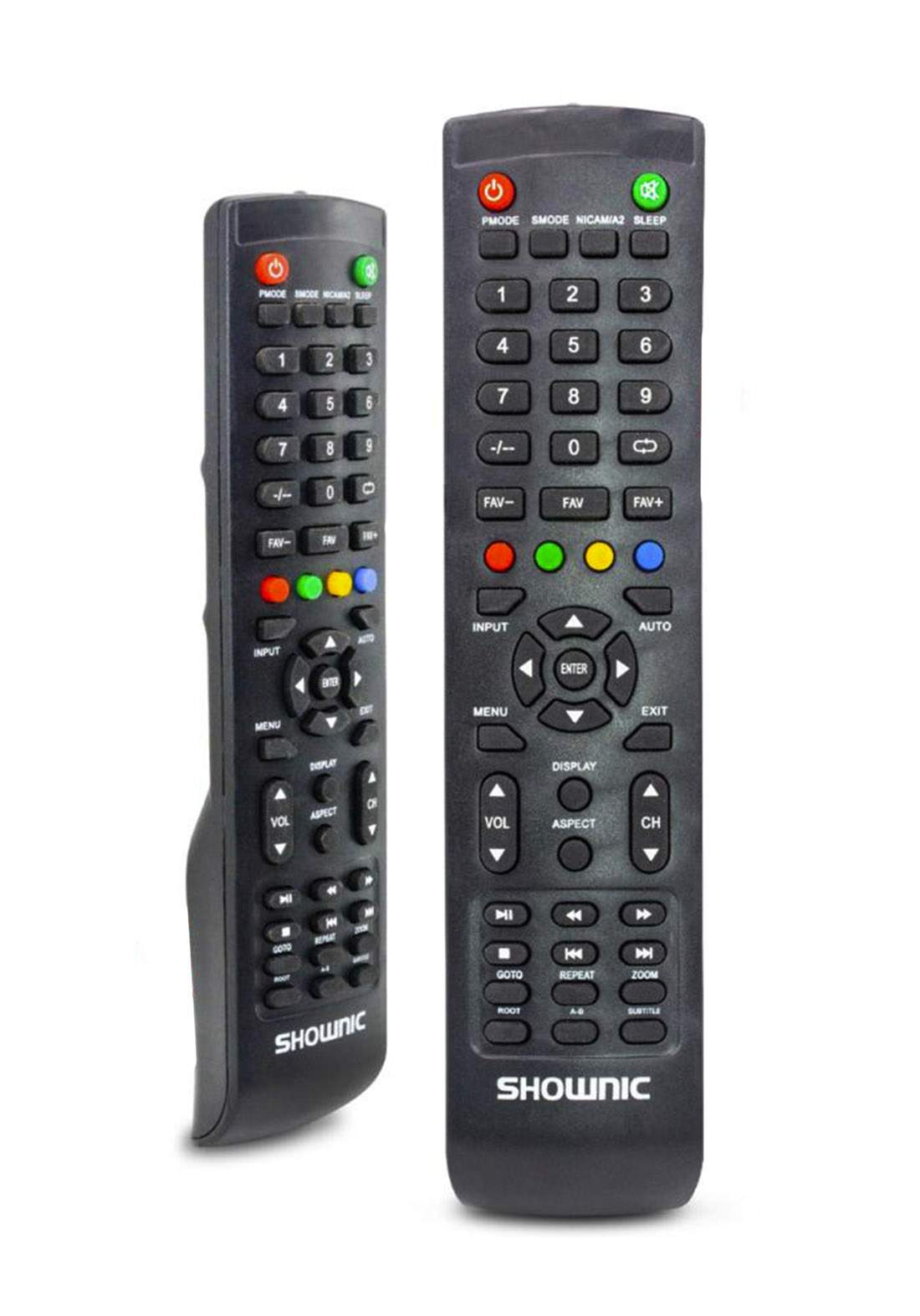 Remote Control For Shownic Plasma TV (A-308) جهاز تحكم عن بعد