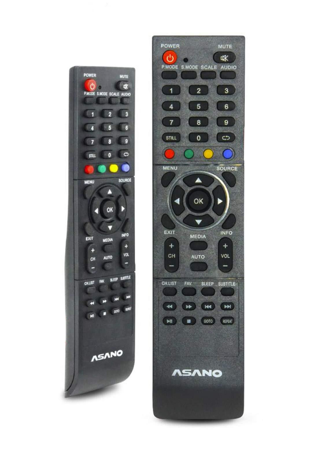 Remote Control For Asano Plasma TV (A-651) جهاز تحكم عن بعد