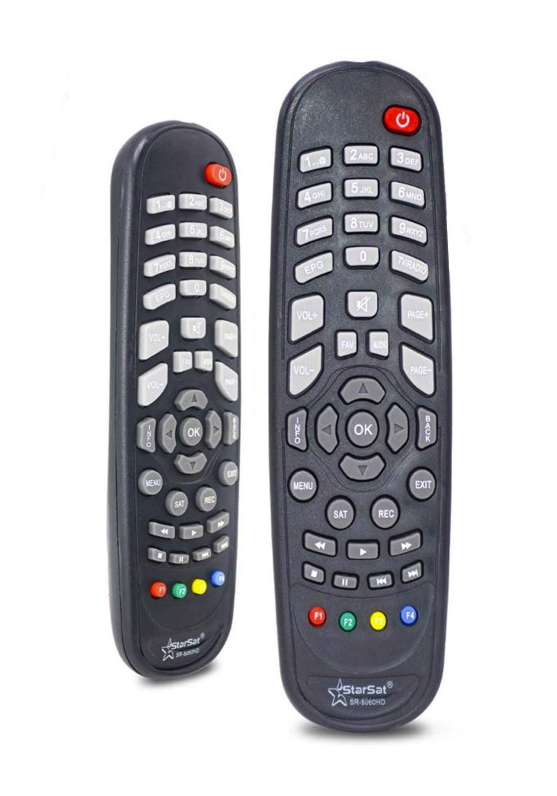 Remote Control For Star Sat Plasma TV (A-733) جهاز تحكم عن بعد