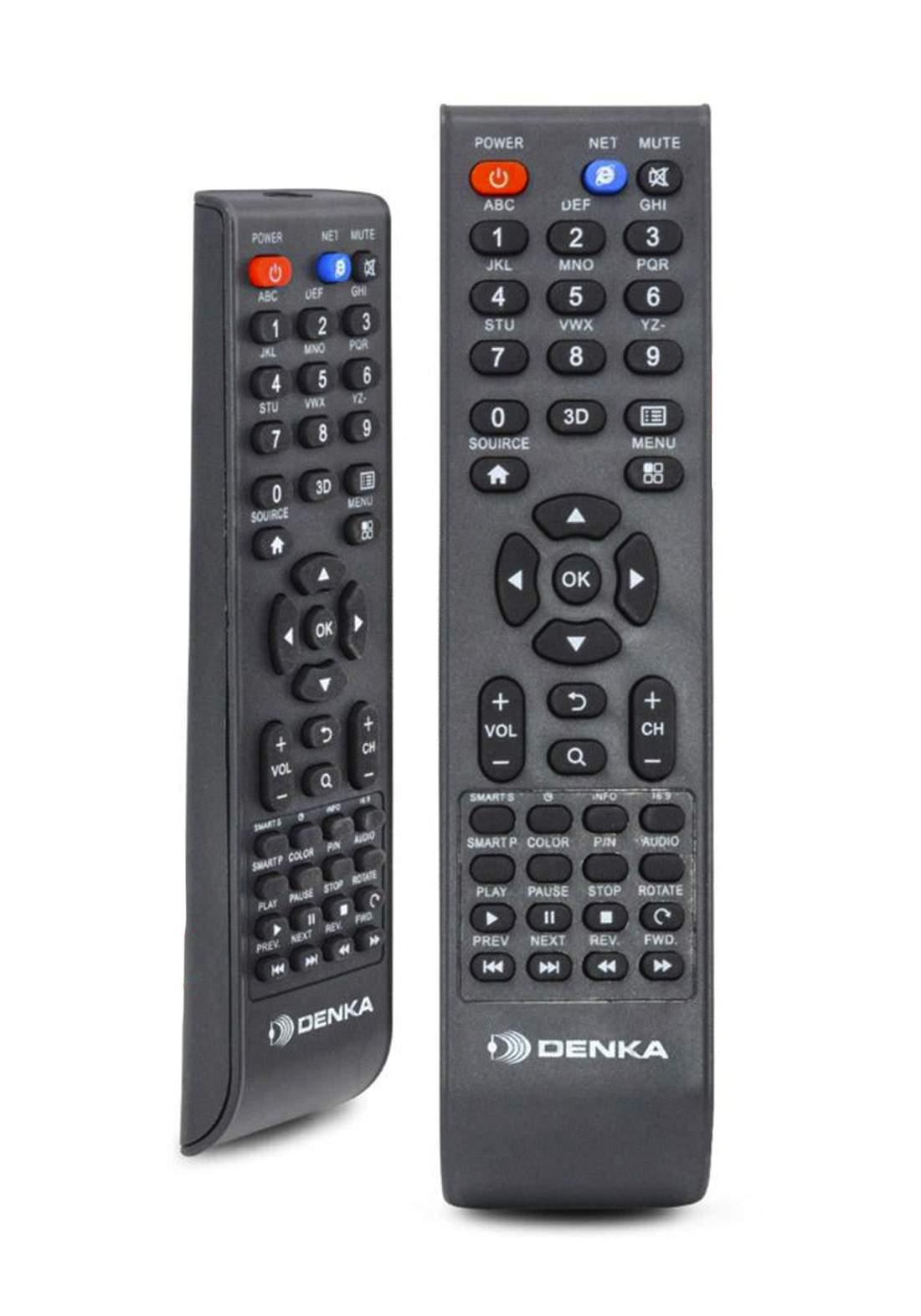 Remote Control For Denka Plasma TV (A-682) جهاز تحكم عن بعد