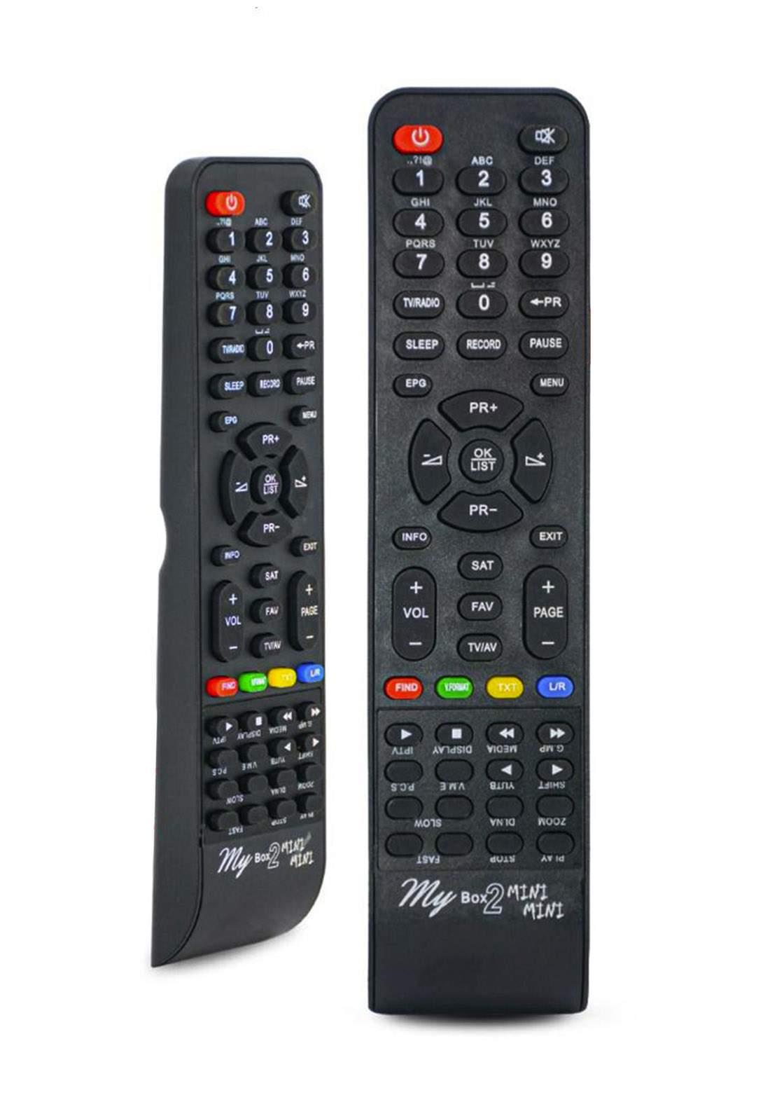 Remote Control For My Box2 Mini Mini Plasma TV (A-777) جهاز تحكم عن بعد