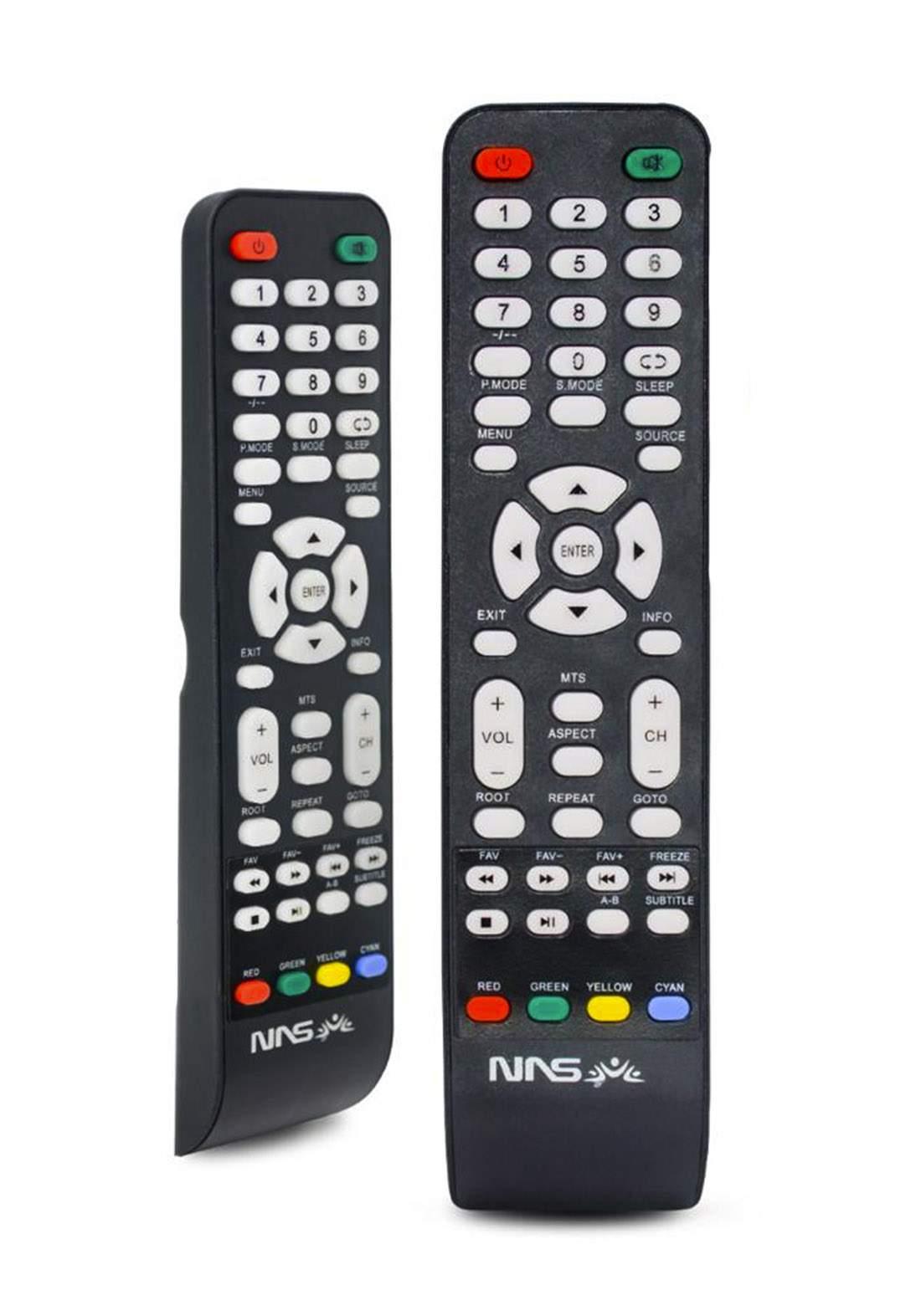 Remote Control For NAS Plasma TV (A-245) جهاز تحكم عن بعد