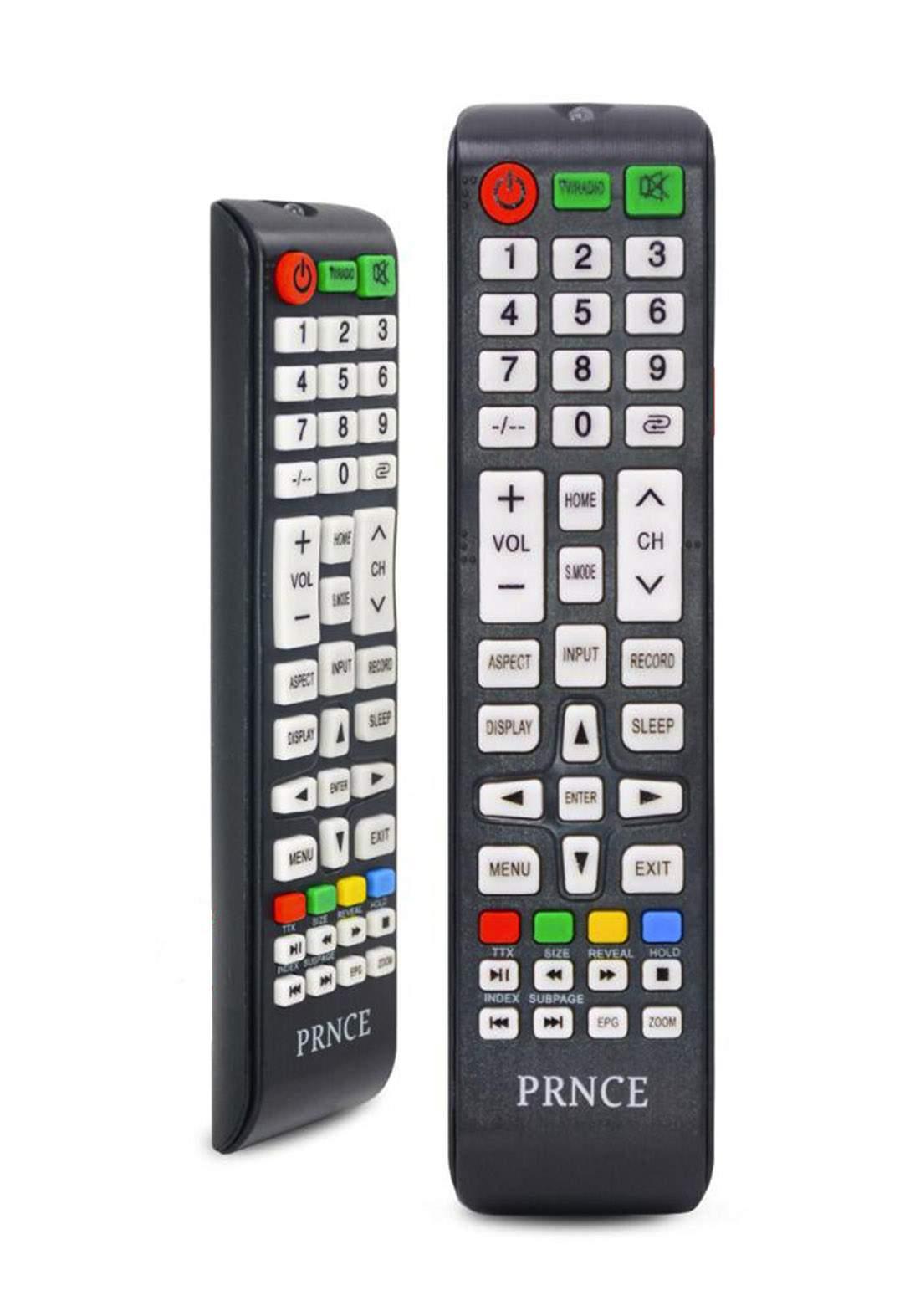 Remote Control For Prnce Plasma TV (B-027) جهاز تحكم عن بعد