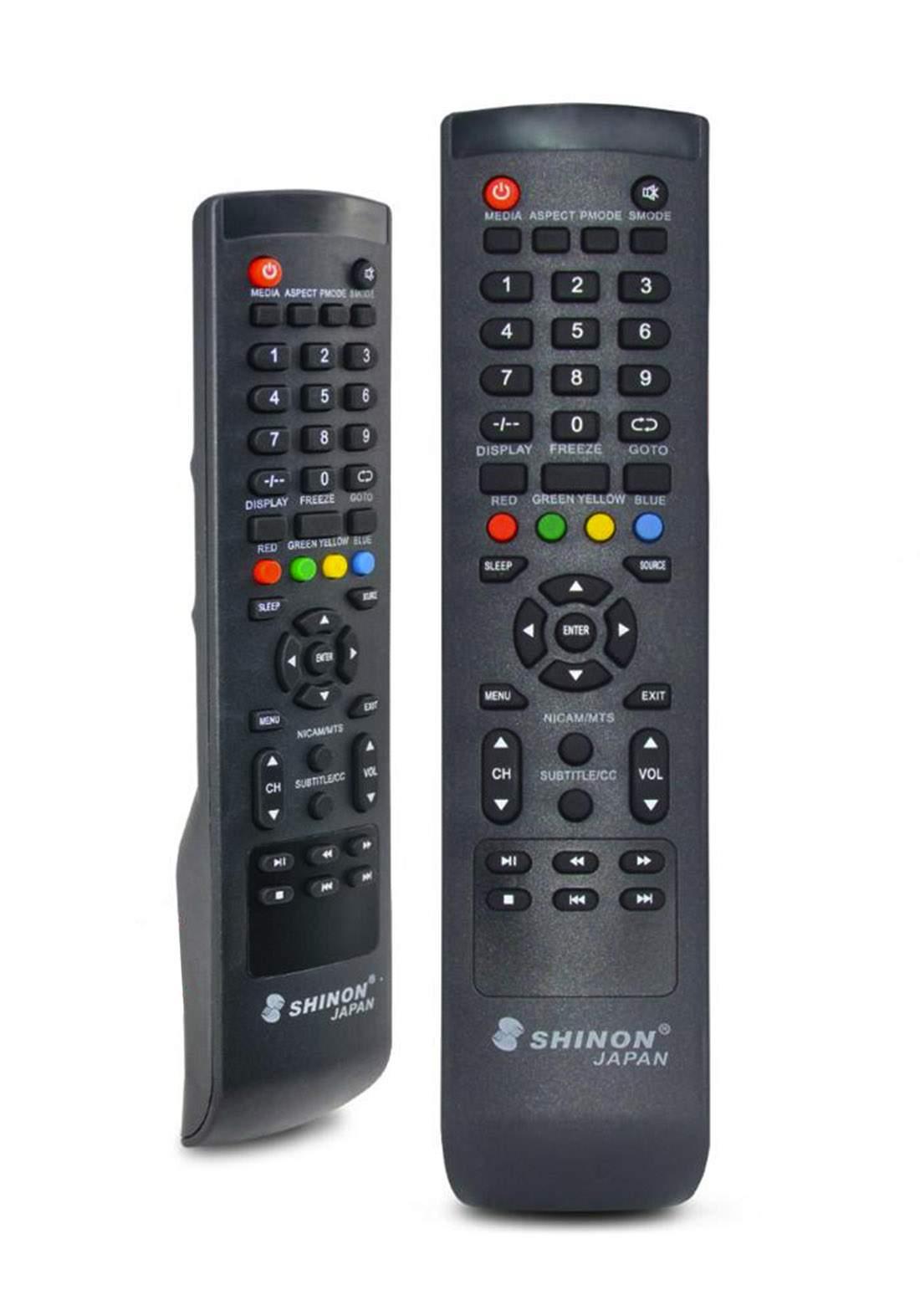 Remote Control For Shinon Plasma TV (A-162) جهاز تحكم عن بعد