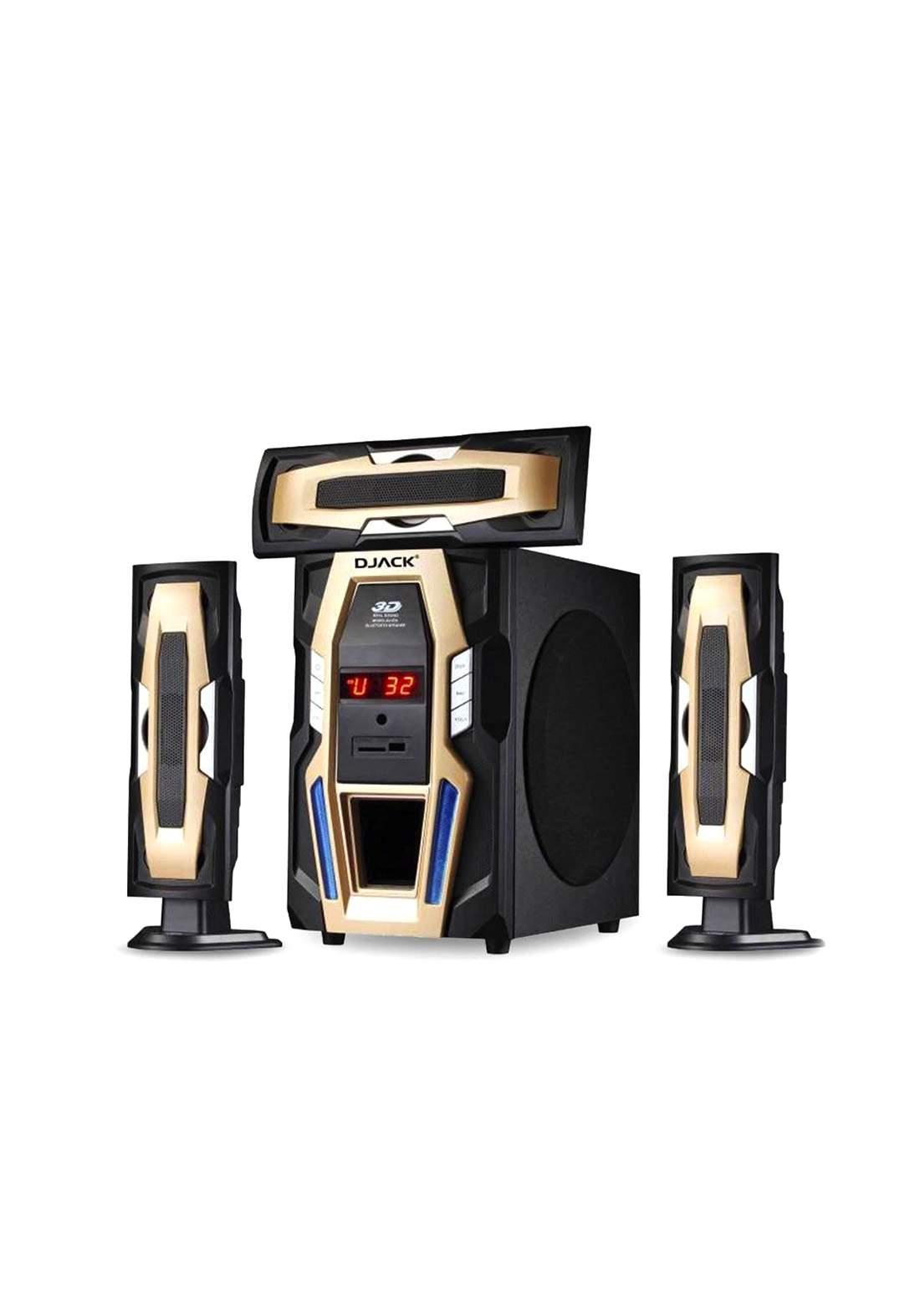 Speaker System Bluetooth (E-E3L) مكبر صوت