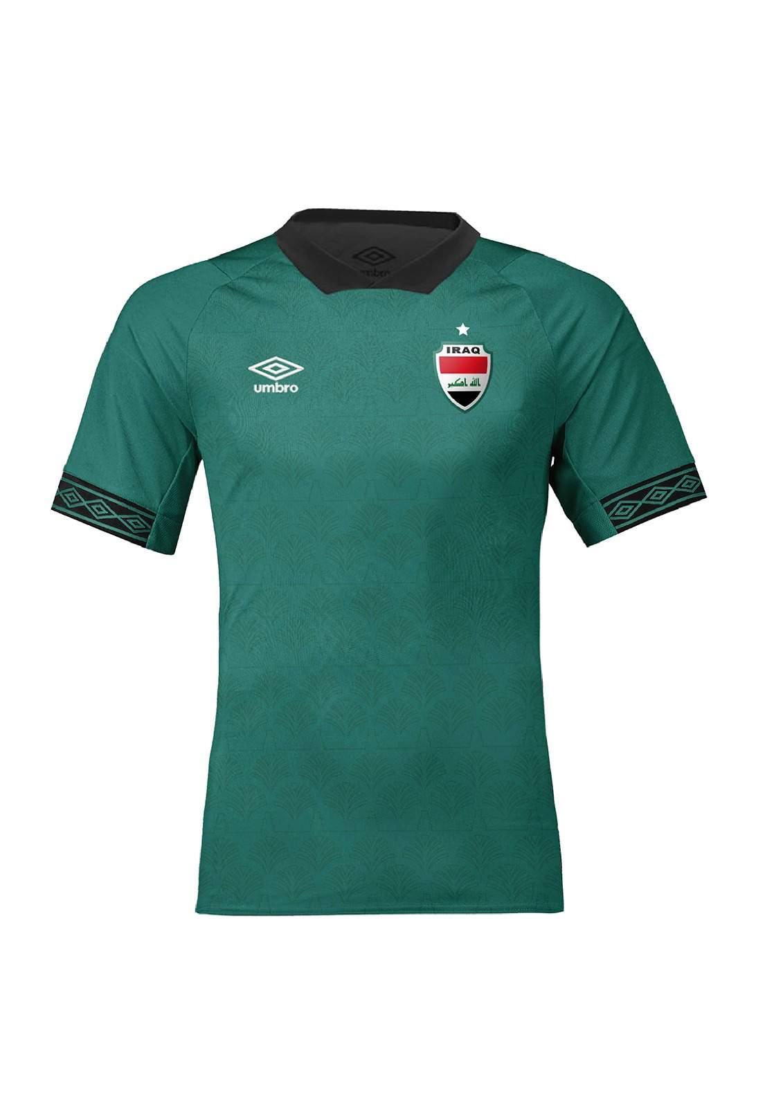 قميص المنتخب العراقي الرسمي