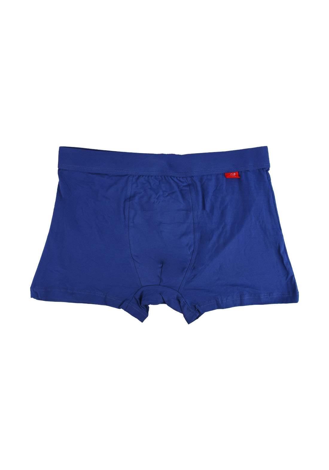سروال داخلي رجالي ازرق اللون من MD