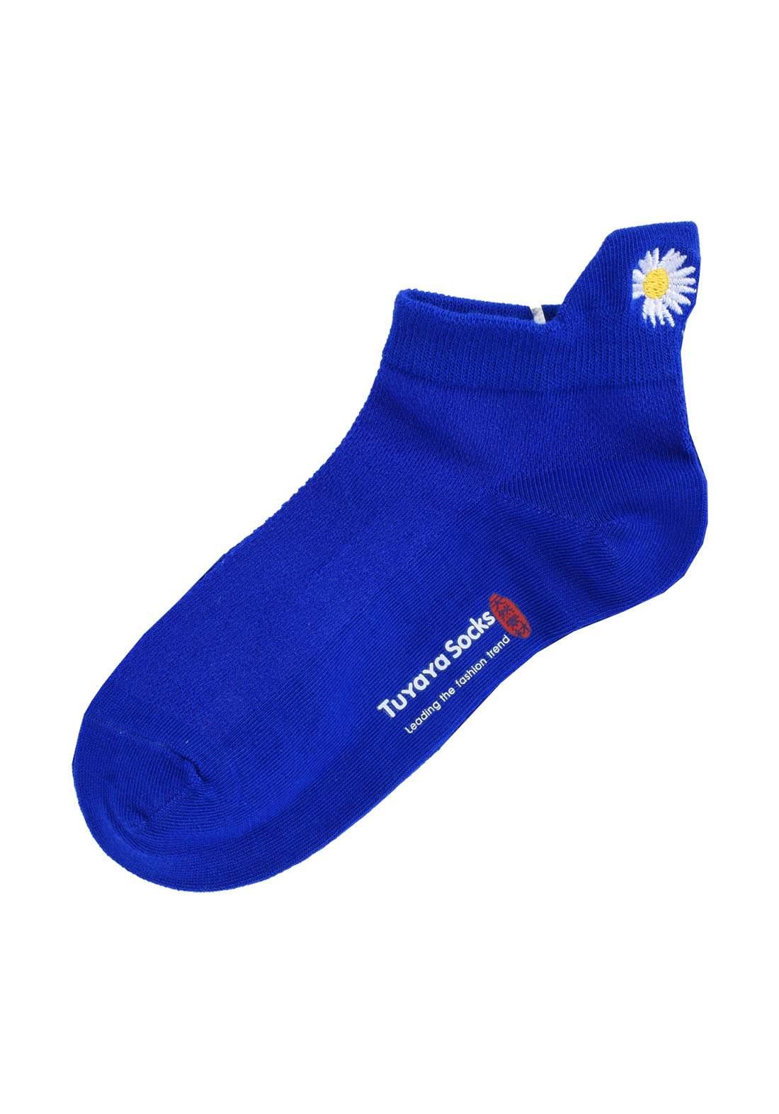 Tuyaya جوراب اطفال ازرق اللون من