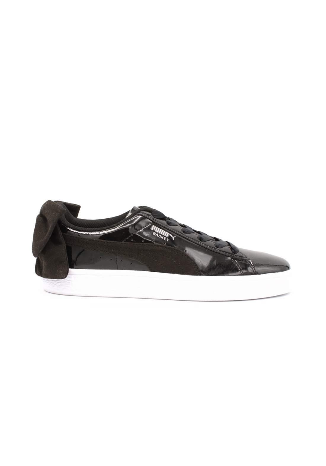 حذاء نسائي اسود اللون من Puma