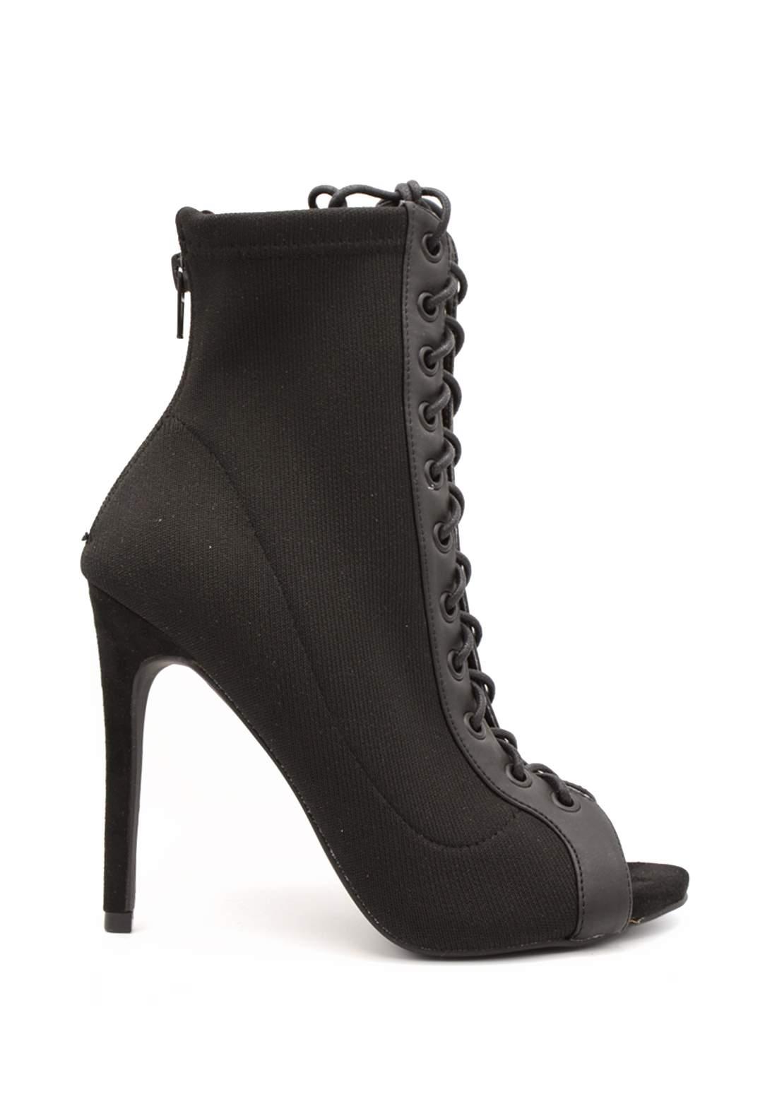 حذاء نسائي اسود اللون من Newlook