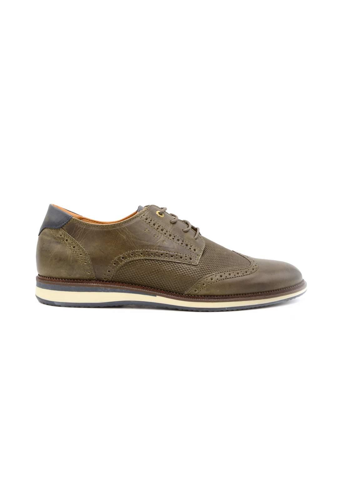حذاء رجالي بني اللون من Pantofola