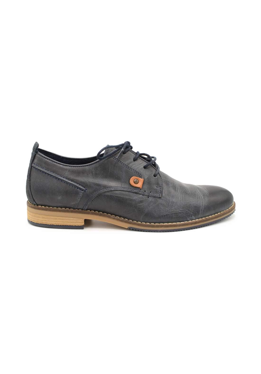 حذاء رجالي اسود اللون من Sondag&Sons