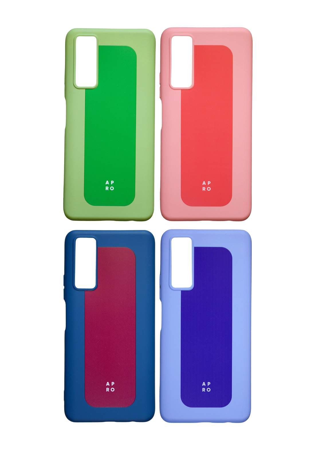 Apro Protective Cover For Huawei Y7a حافظة موبايل