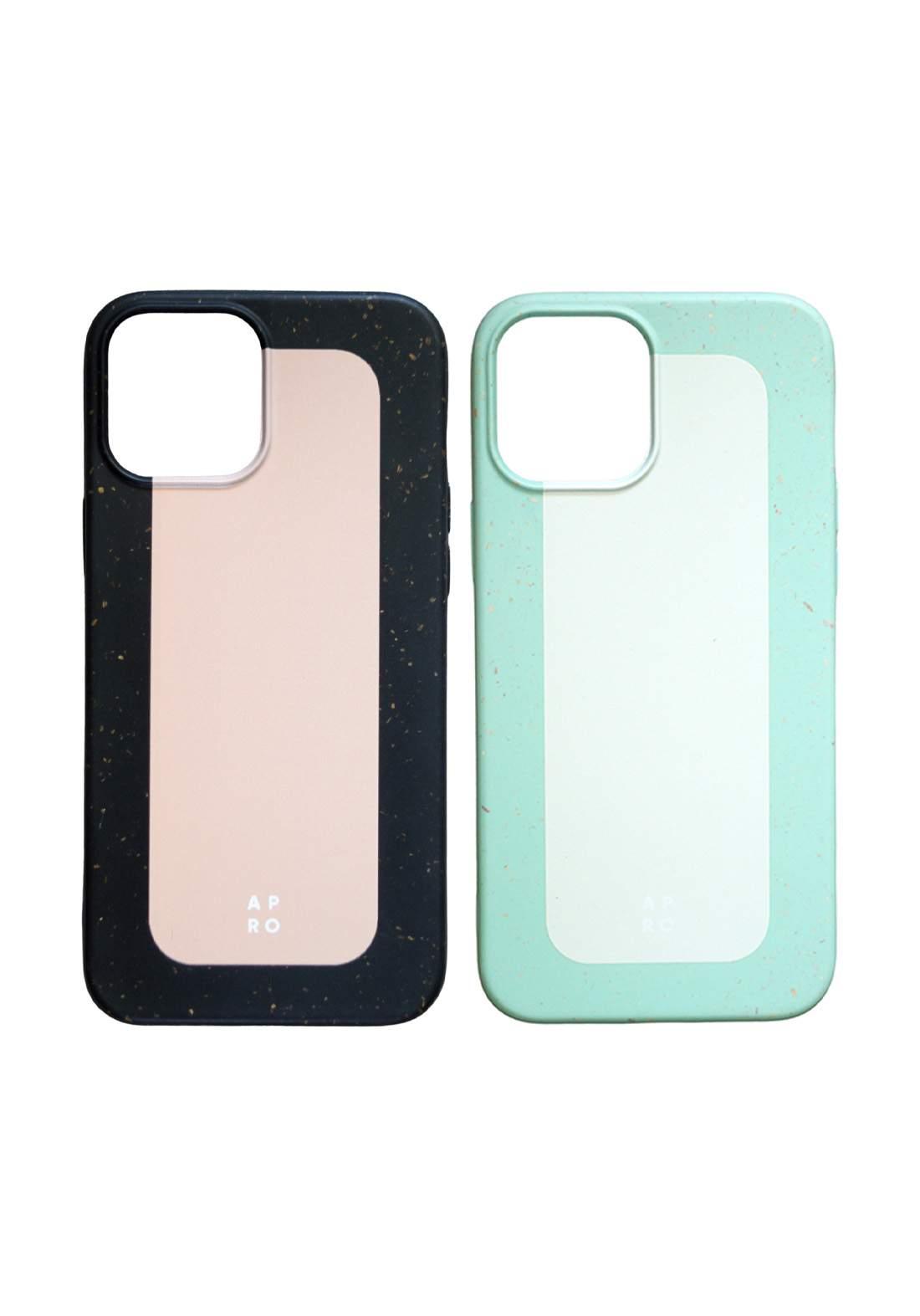 Apro Protective Cover For Iphone 12 Pro Max حافظة موبايل