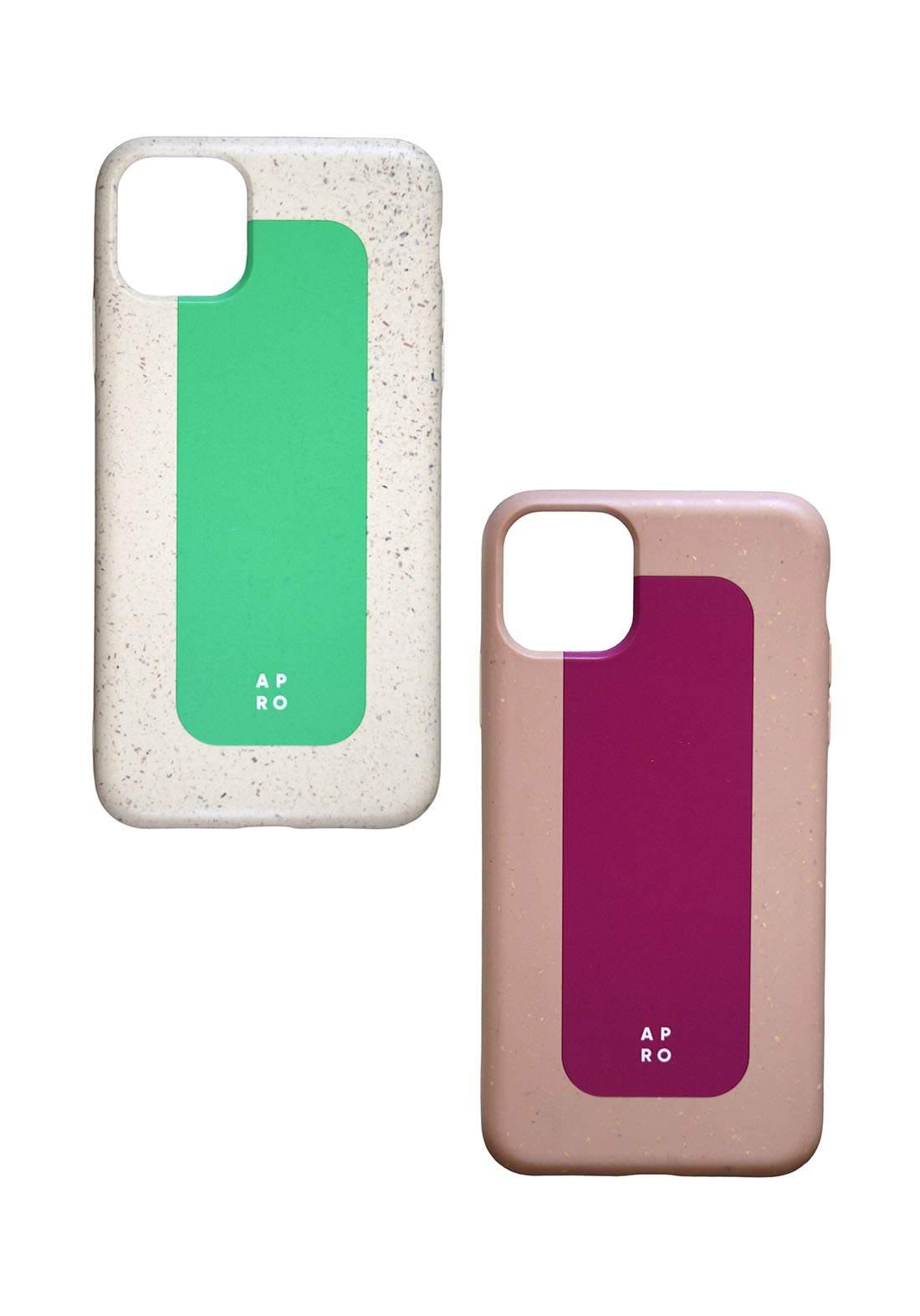 Apro Protective Cover For Iphone 11 Pro Max حافظة موبايل