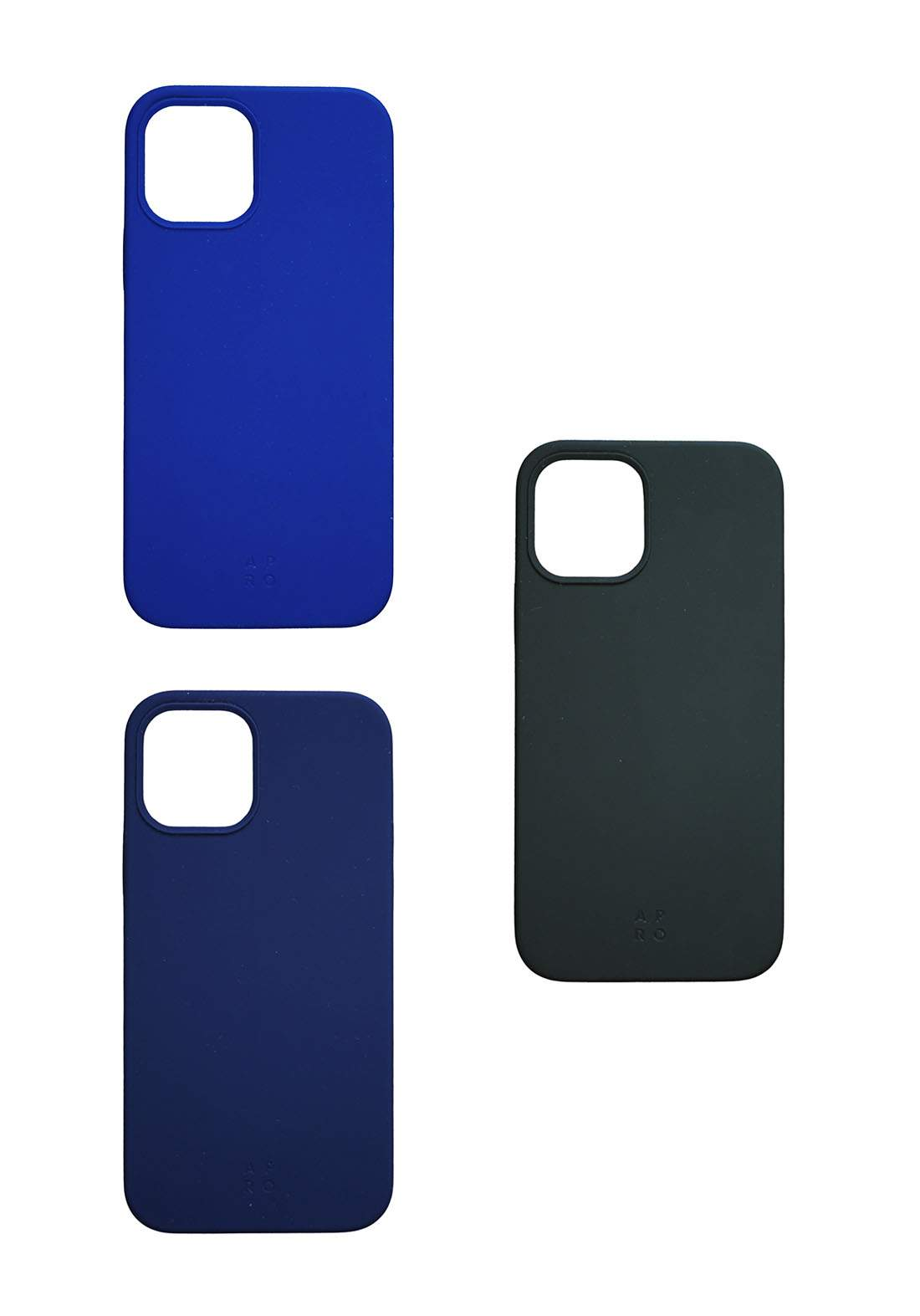Apro Protective Cover For Iphone 12 Pro حافظة موبايل