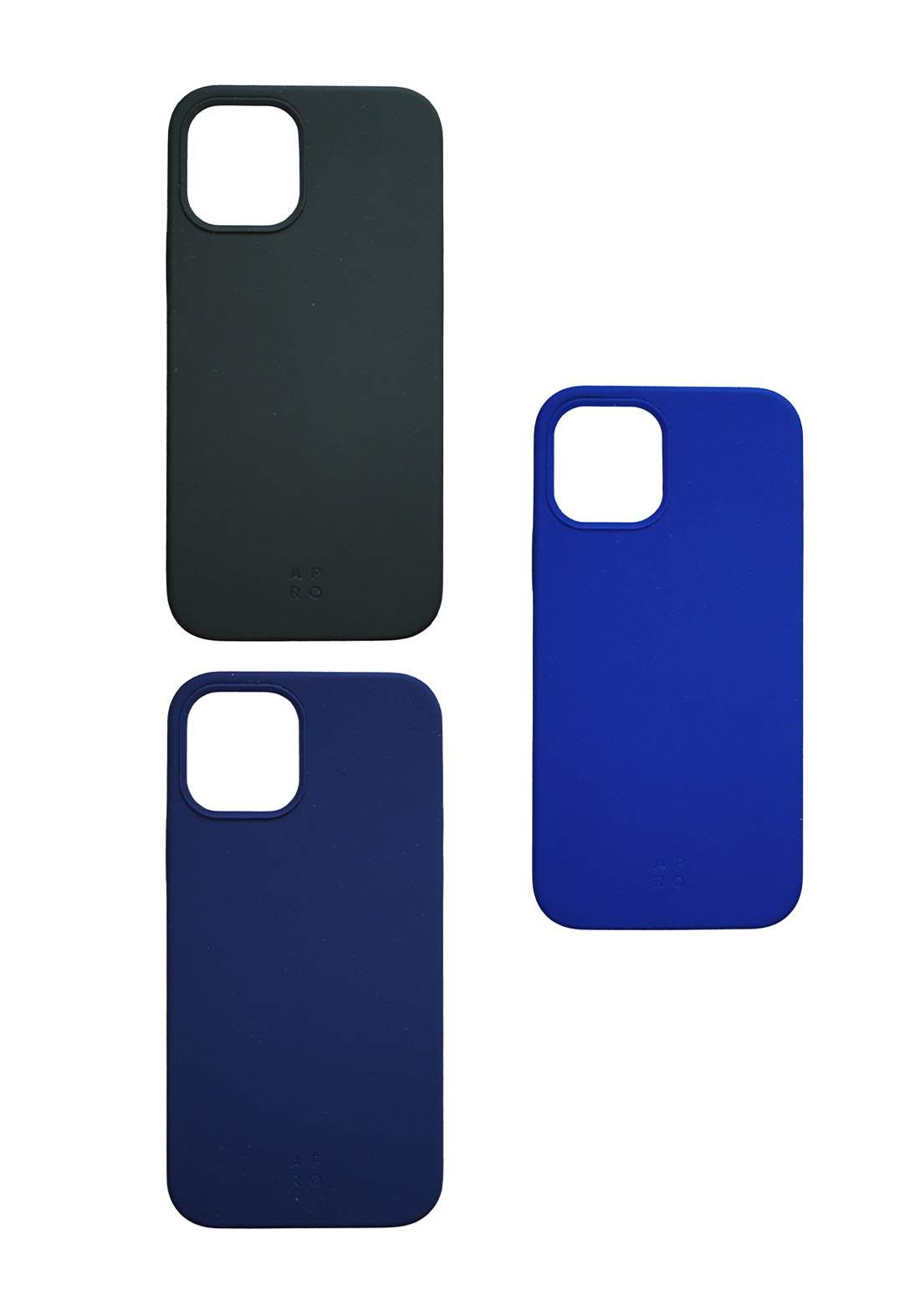 Apro Protective Cover For Iphone 12 حافظة موبايل
