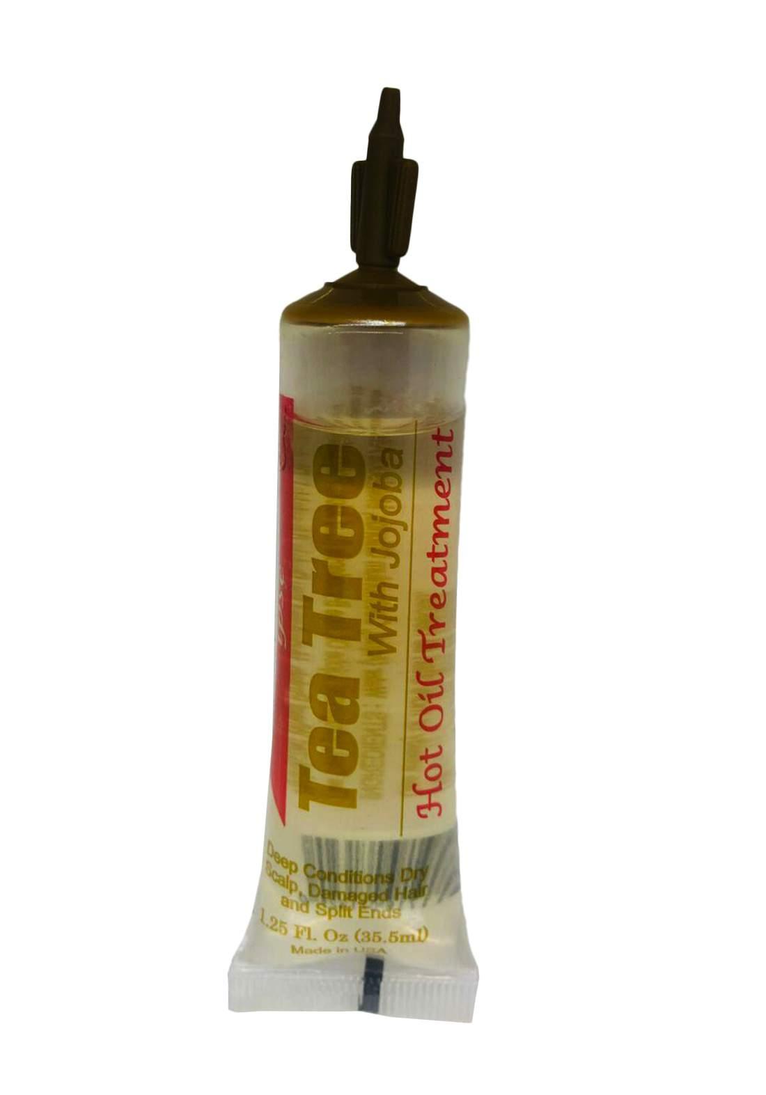 Difeel SL18-TEA13  Ipse Hot Oil Treatment  Cholesterol Tea Tree 35 ml المعالج الساخن للشعر