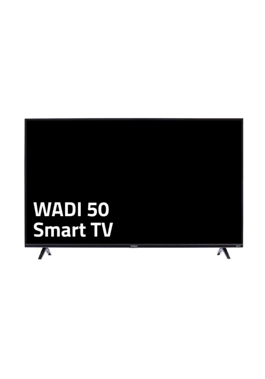 Wadi 50 Inch Smart TV LED FULL HD TV 4K