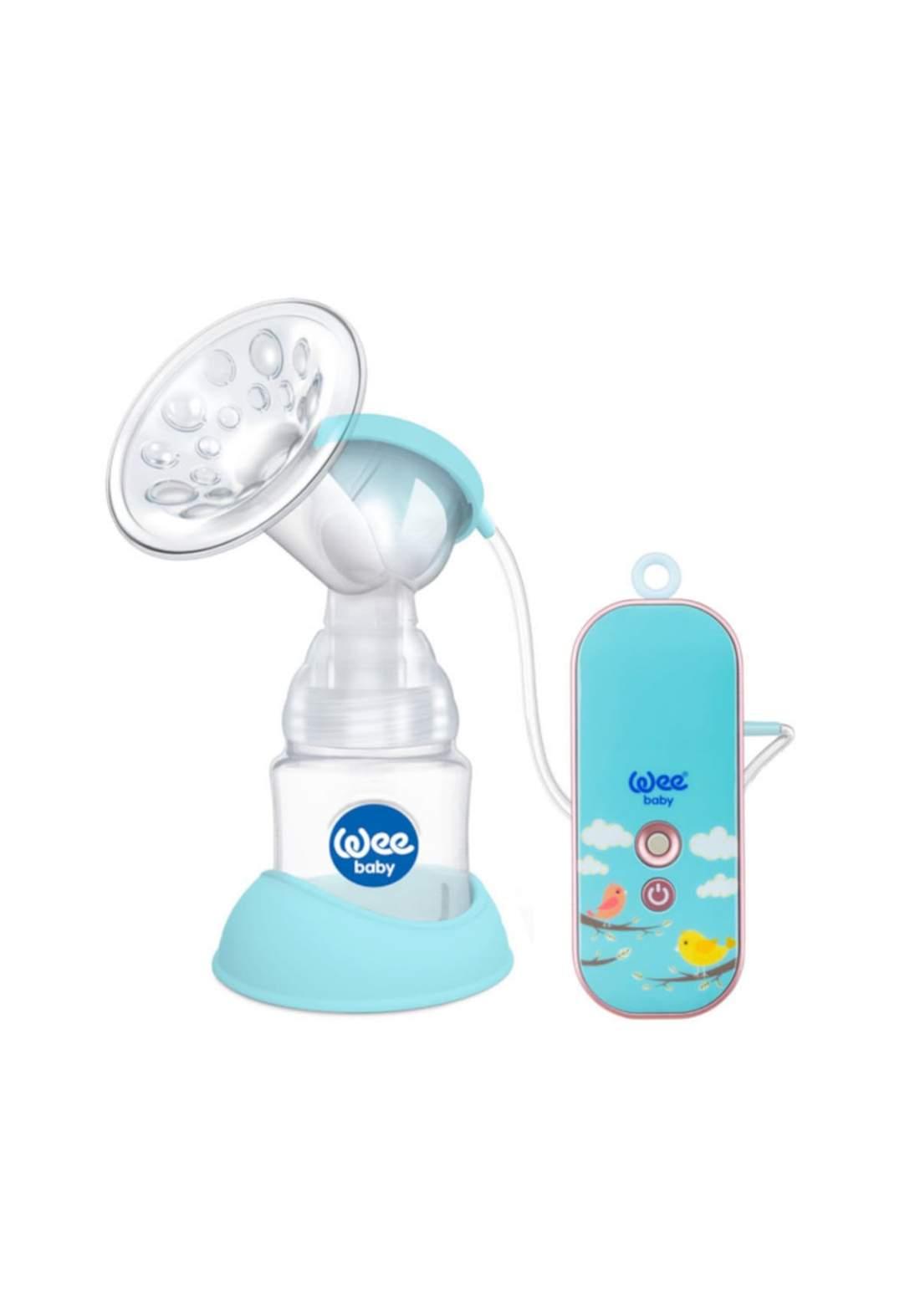Wee Baby 168 Electronic Breast Pump شافطة حليب الالكترونية