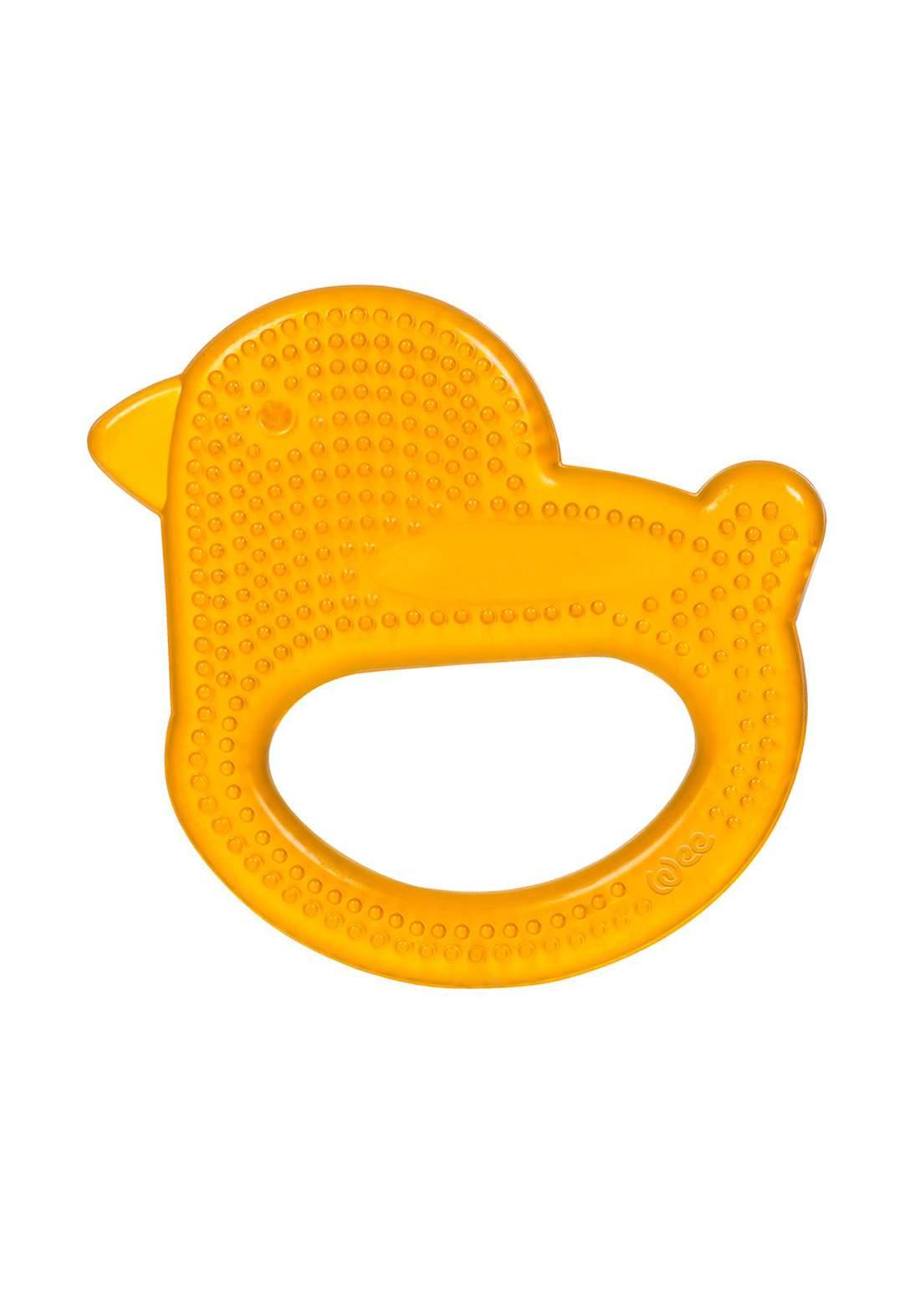 Wee Baby 859 Water Bird Teether Orange عضاضة اطفال مائية
