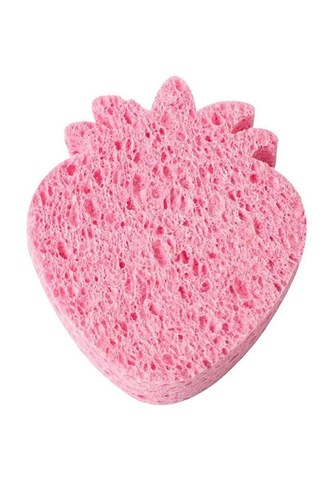 Wee Baby 915 Strawberry Cellulose Bath Sponge اسفنجة استحمام سليلوزية