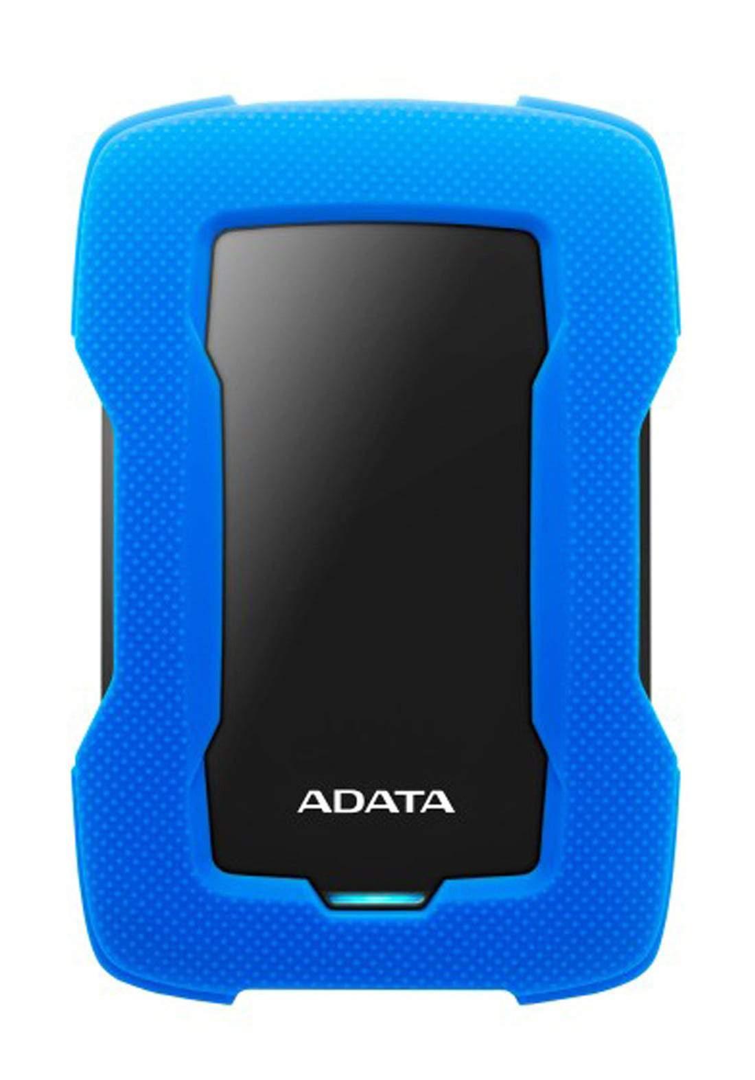 ADATA HD 330 4TB Portable External Hard Drive - Blue هارد خارجي