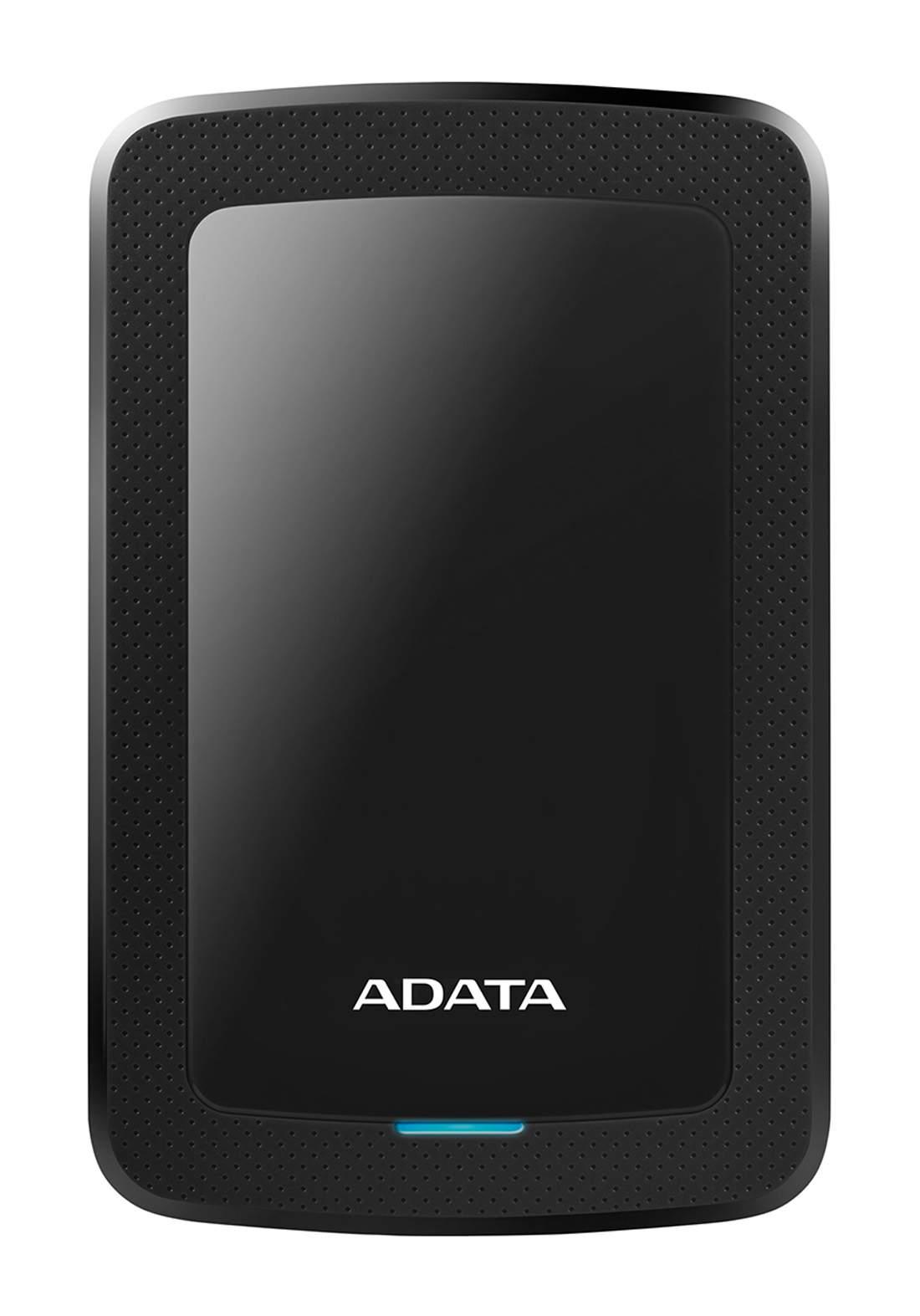 ADATA HV300 1TB Silm External Hard Drive - Black هارد خارجي