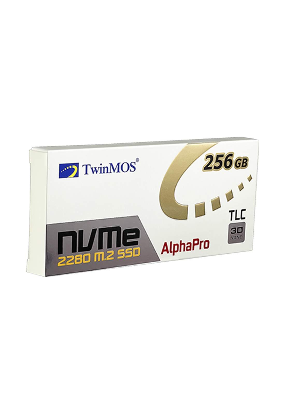 Twinmos NVMe M.2 2280 256GB Internal SSD هارد داخلي