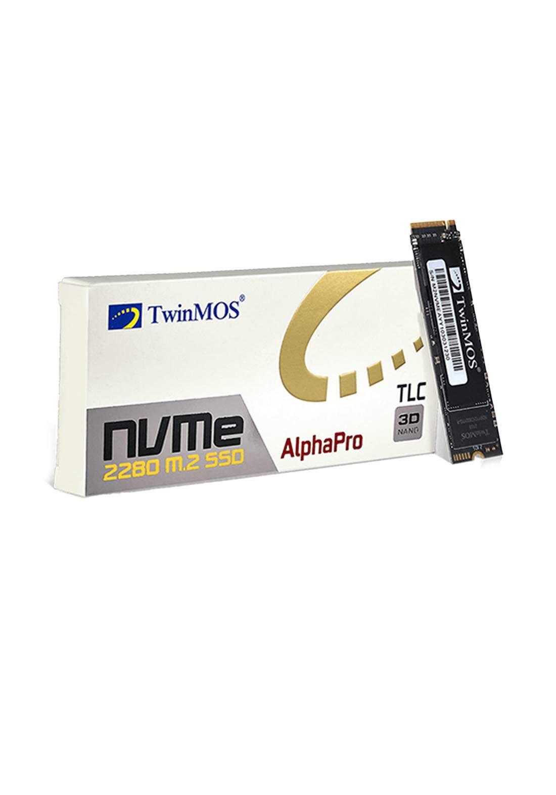 Twinmos NVMe M.2 2280 512GB Internal SSD هارد داخلي