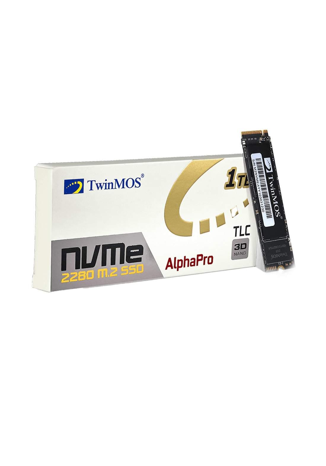 Twinmos NVMe M.2 2280 1TB Internal SSD هارد داخلي