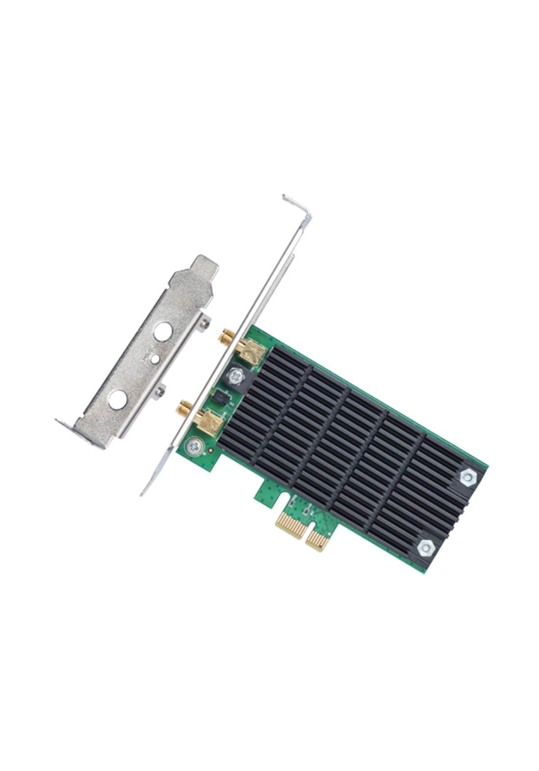 Tp-Link  Archer T4E AC1200 Wireless Dual Band PCI Express Adapter - Black