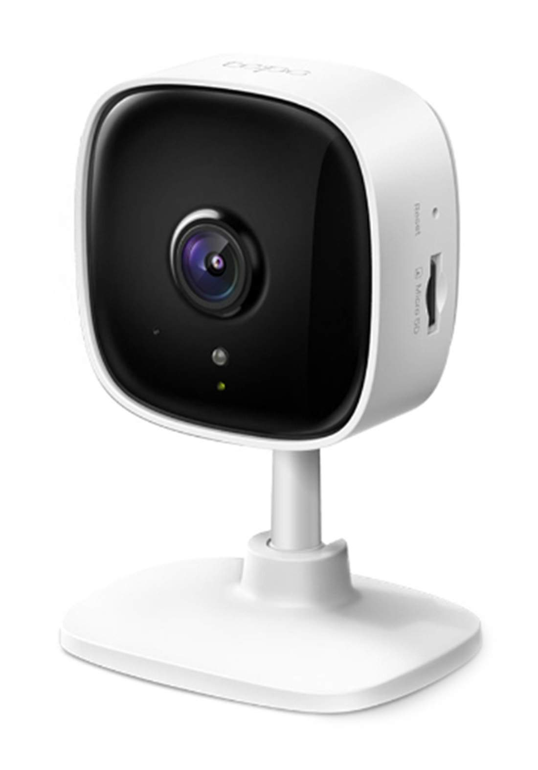 Tp-Link  Tapo C100 Home Security Wi-Fi Camera  - White  كاميرا مراقبة