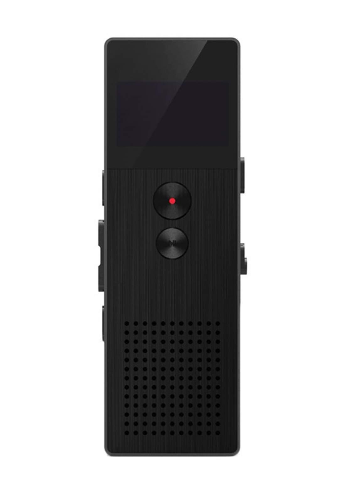 Remax Rp1 Oled Digital Voice Recorder - 8gb 32h Hd - Black